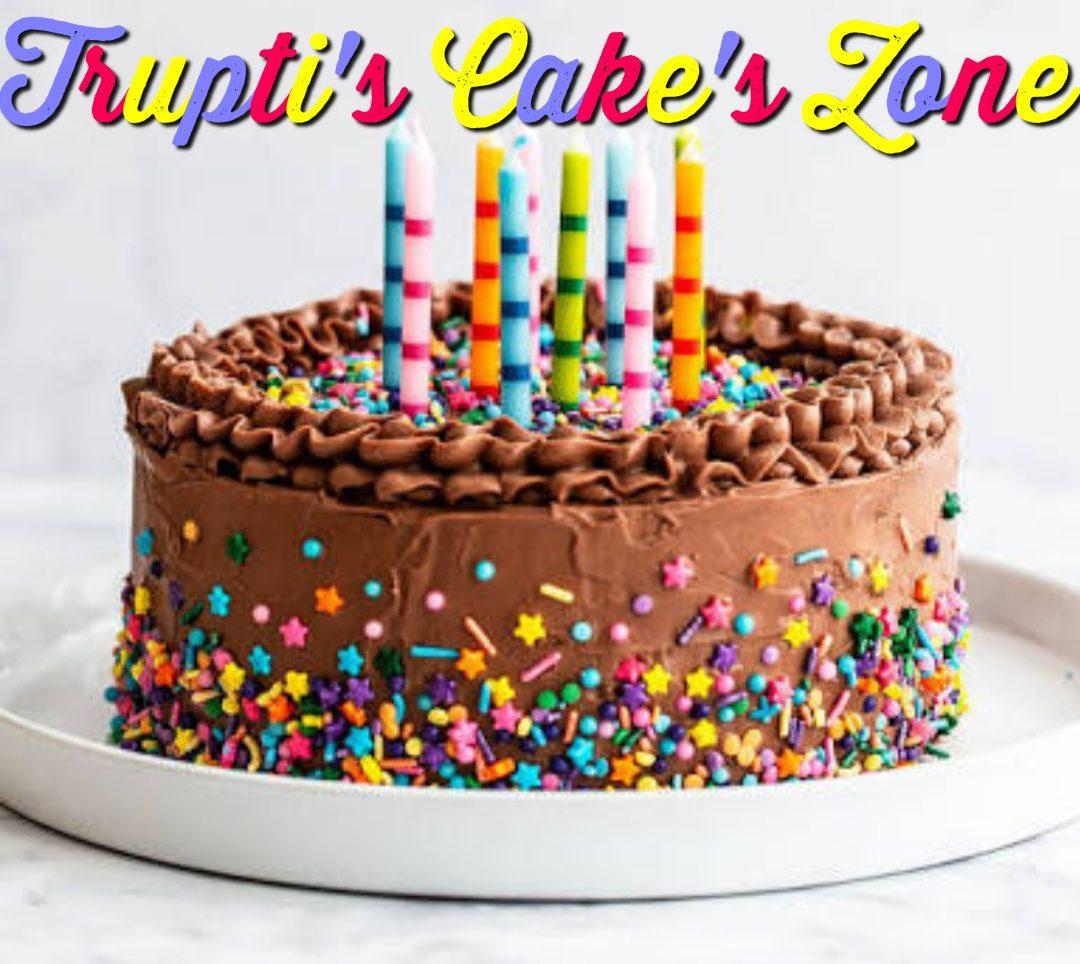 Trupti's cake's zone