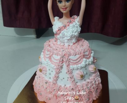 Doll Cake Designs, Images, Price Near Me