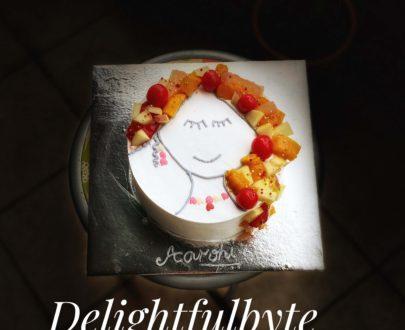 Fresh Fruits Cake Designs, Images, Price Near Me