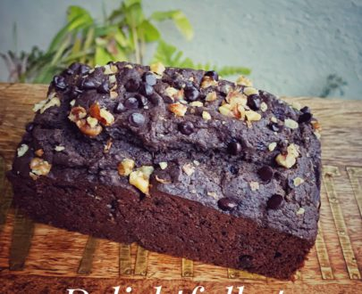 Whole Wheat Date and Walnut Cake Designs, Images, Price Near Me