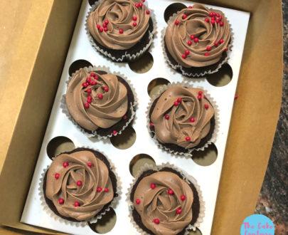 Chocolate Cupcakes – 6 Pcs Designs, Images, Price Near Me