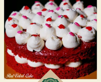 Naked Red Velvet Cake with Cream Cheese Frosting Designs, Images, Price Near Me