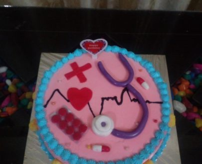 Doctor Theme Cake Designs, Images, Price Near Me