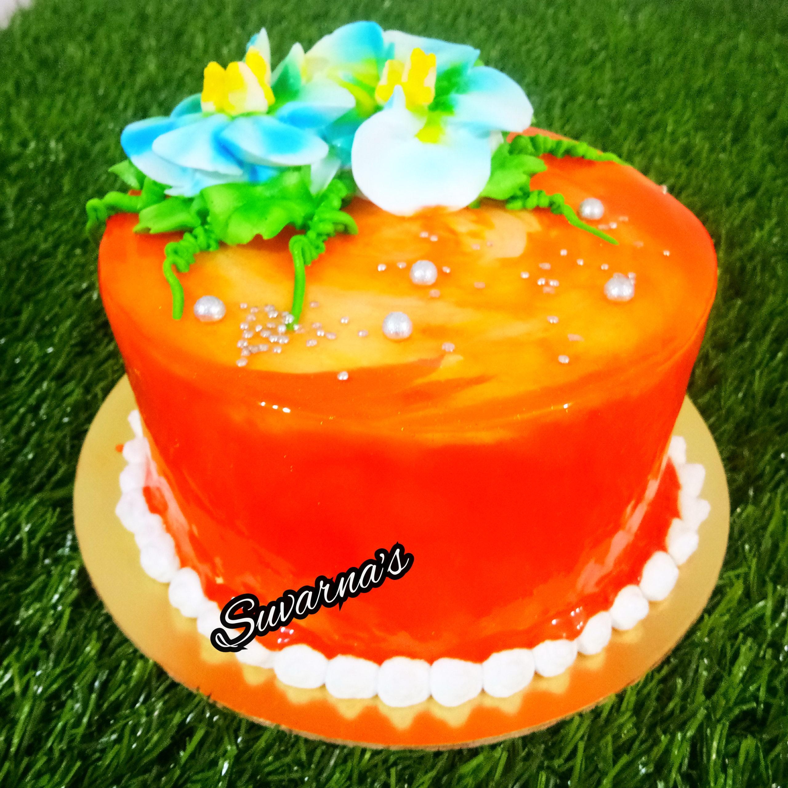 Suvarna's cake