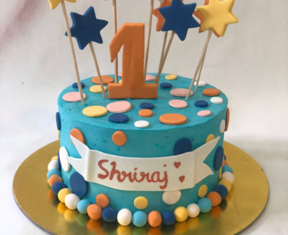 First Birthday Cake Designs, Images, Price Near Me
