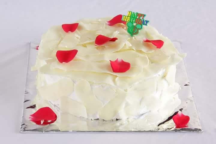 Honey Gulkand Cake Designs, Images, Price Near Me