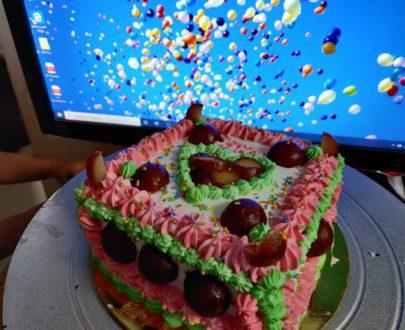 Gulamjamun Cake Designs, Images, Price Near Me
