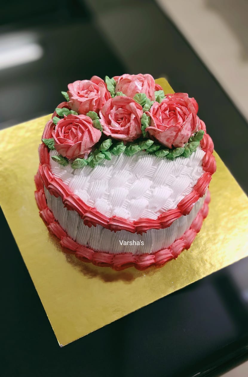 Varsha's Creamy Creations