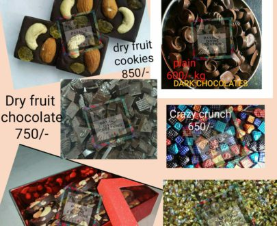 Dryfruits Chocolates Designs, Images, Price Near Me
