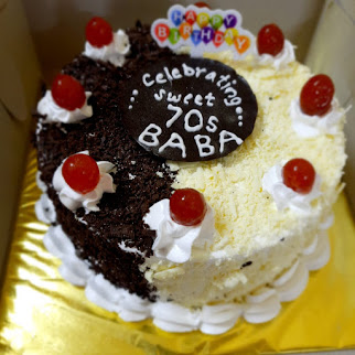 Eggless Dual Forest Cake Designs, Images, Price Near Me