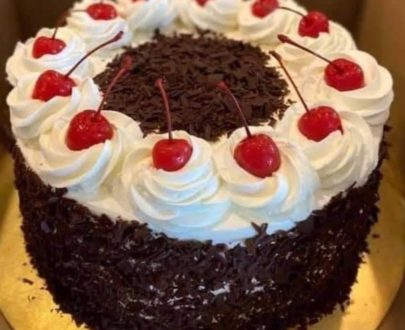 Black Forest Cake 🎂 Designs, Images, Price Near Me
