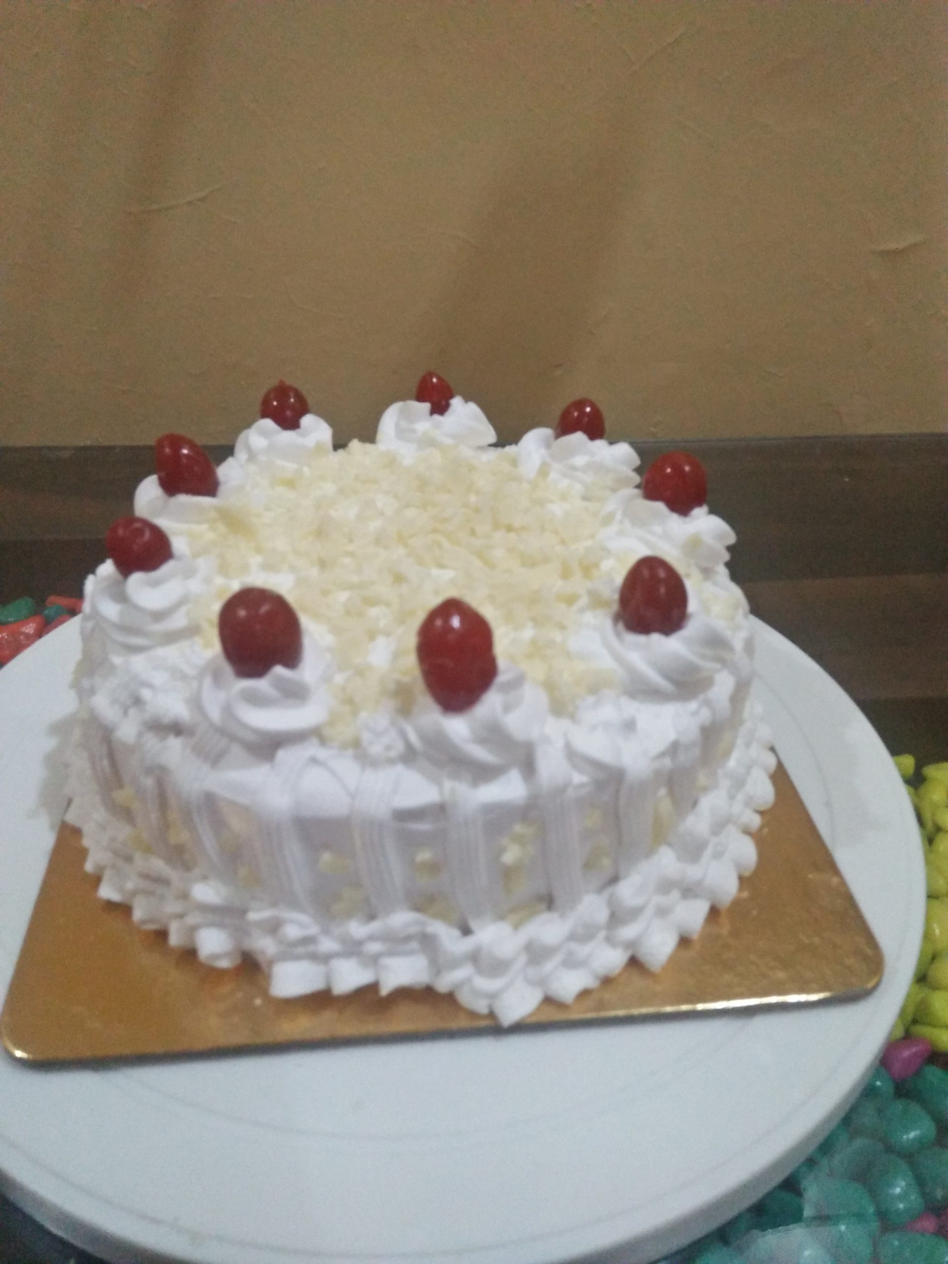 White Forest Cake Designs, Images, Price Near Me