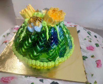 Panipuri Cake Designs, Images, Price Near Me