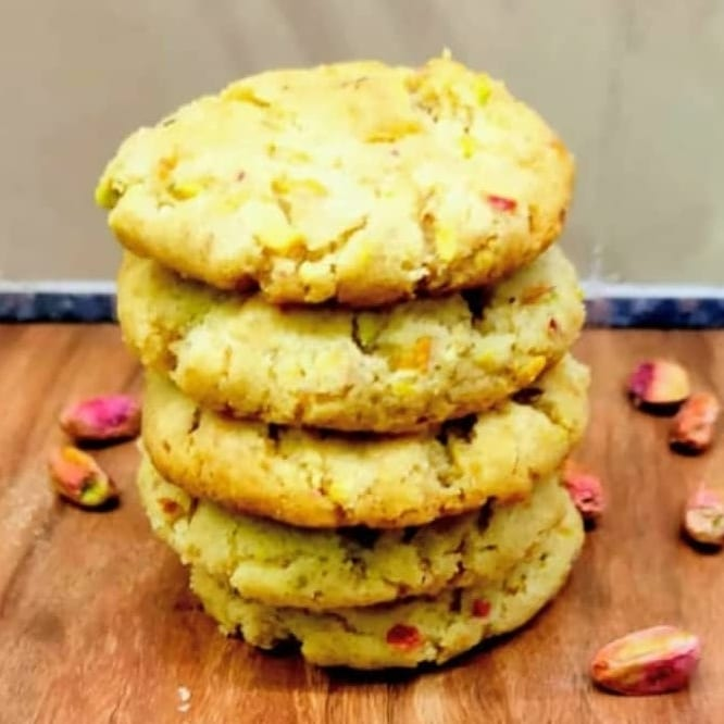 Kulfi Pista Cookies Designs, Images, Price Near Me
