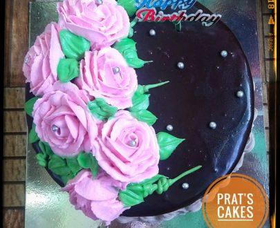 Eggless Dutch Chocolate Cake Designs, Images, Price Near Me