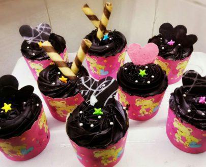 Box of 6 Chocolate Cupcakes 🧁 Designs, Images, Price Near Me