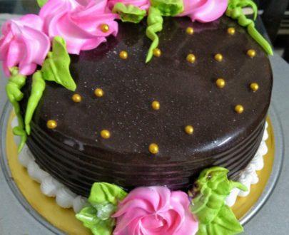 Dutch Chocolate Cake Designs, Images, Price Near Me