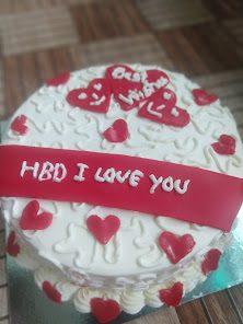 Customized Anniversary/Birthday Semi-Fondant Cake(Eggless) Designs, Images, Price Near Me