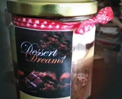 Oreo Love – Dessert Jar Designs, Images, Price Near Me