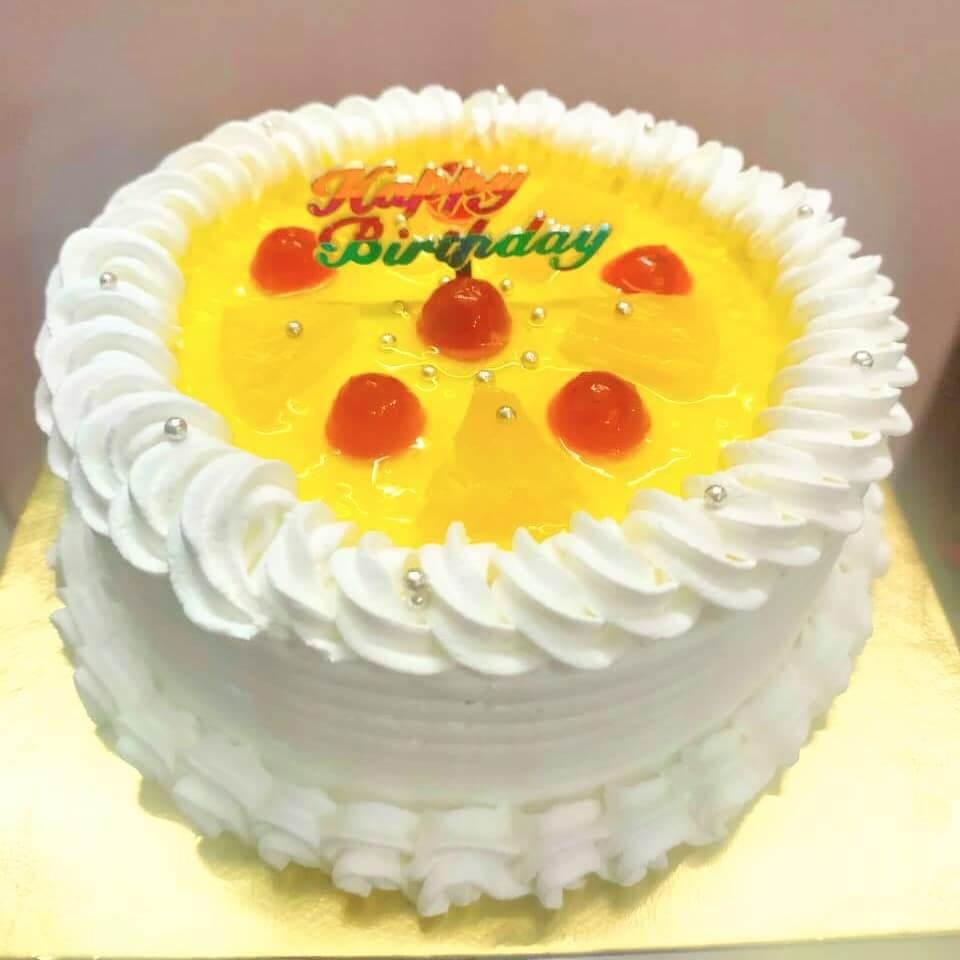 Pineapple Cake 🎂 Designs, Images, Price Near Me