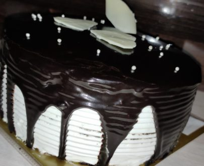 Chocolate Glaze Cake Designs, Images, Price Near Me