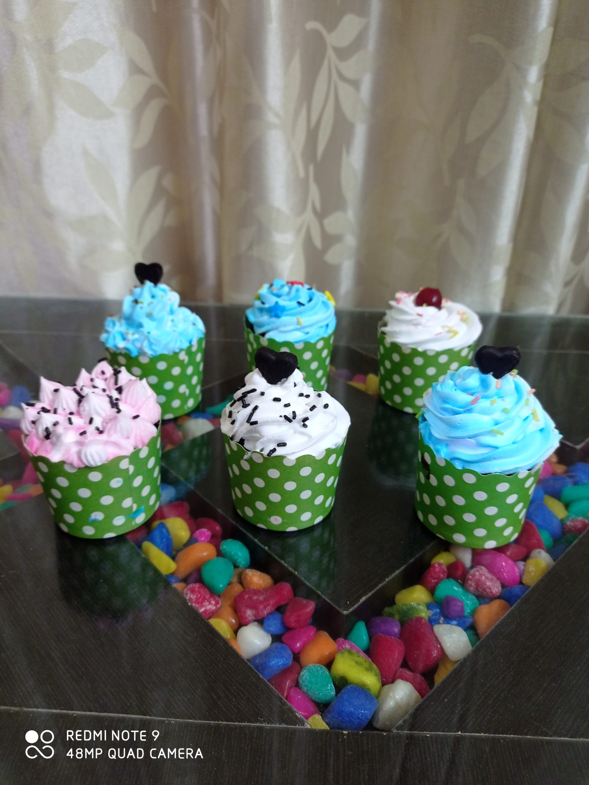 Cup Cakes(6 Pcs) Designs, Images, Price Near Me