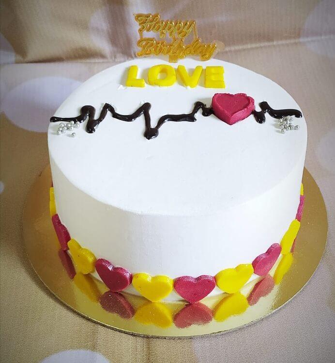 Semifondant Cake Designs, Images, Price Near Me
