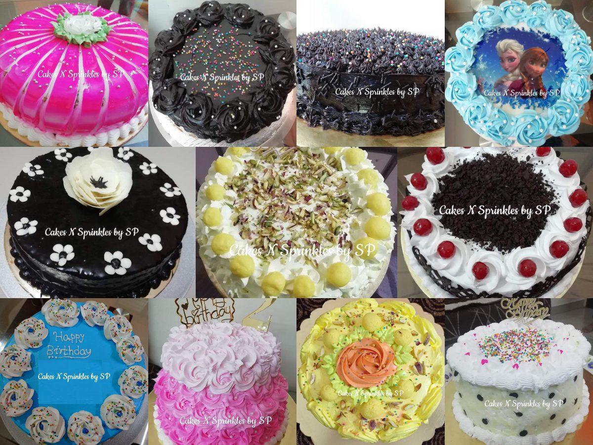 Cakes N Sprinkles by SP