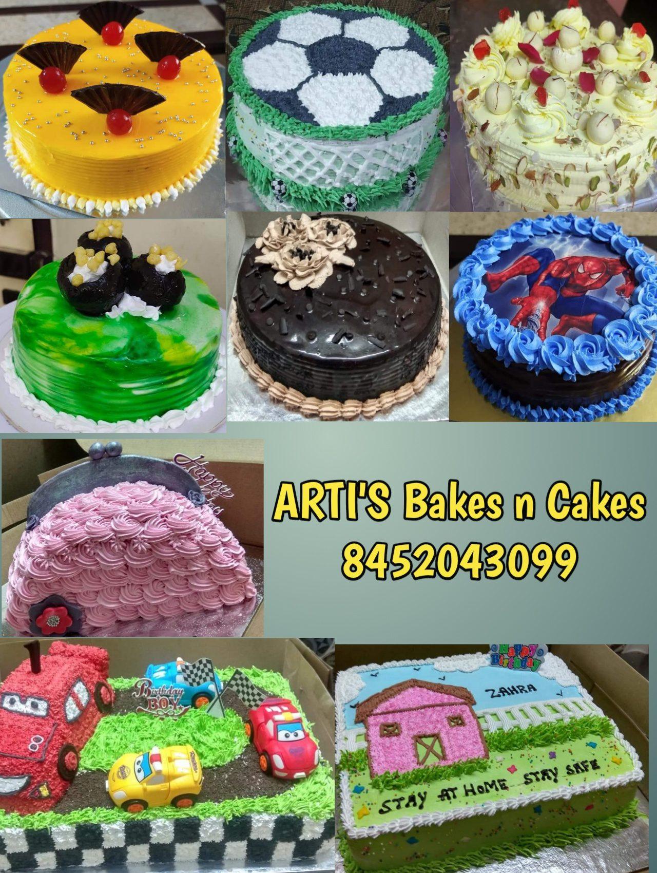 Arti's Bakes n Cakes