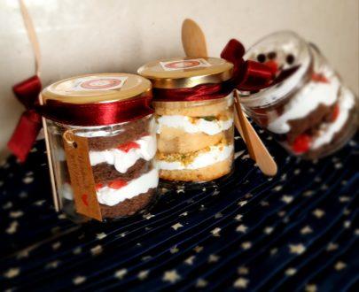 Jar Cake( Set of 4) Designs, Images, Price Near Me