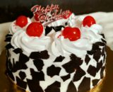 Rossette Floral Chocolate Cake Designs, Images, Price Near Me