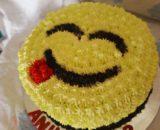 Fresh Fruit Cake Designs, Images, Price Near Me