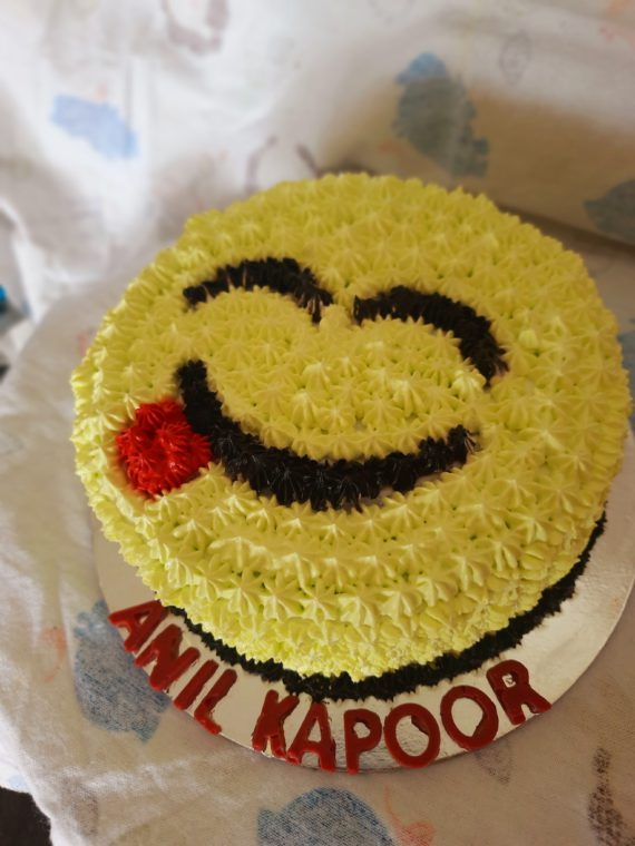 Smiley Cake Designs, Images, Price Near Me