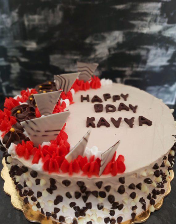 Chocochip Cake Designs, Images, Price Near Me