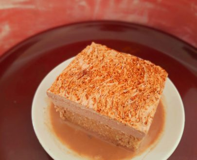Tres Leches Cake(Milk Cake) Designs, Images, Price Near Me