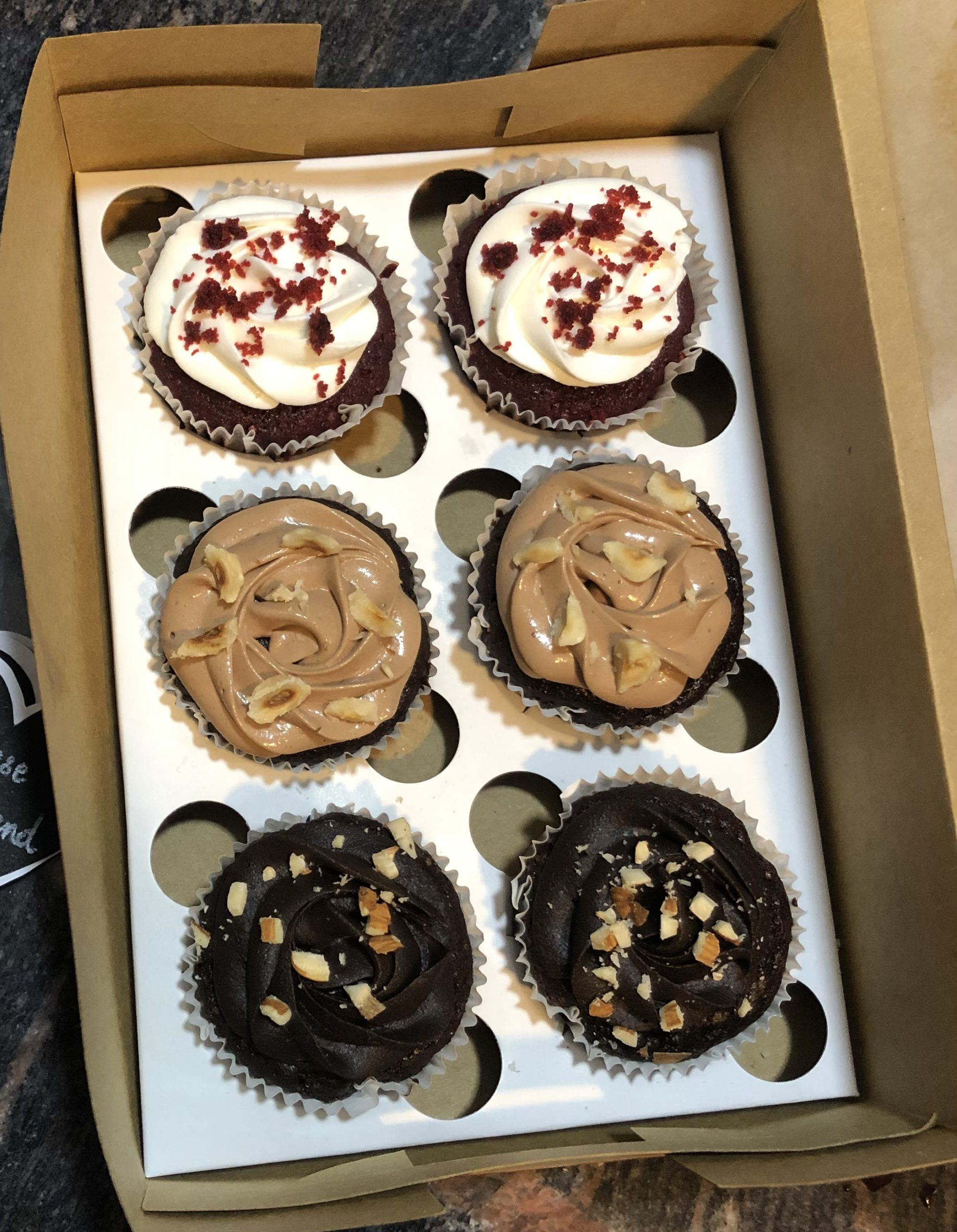 Assorted Cupcakes(Pack of 6) Designs, Images, Price Near Me
