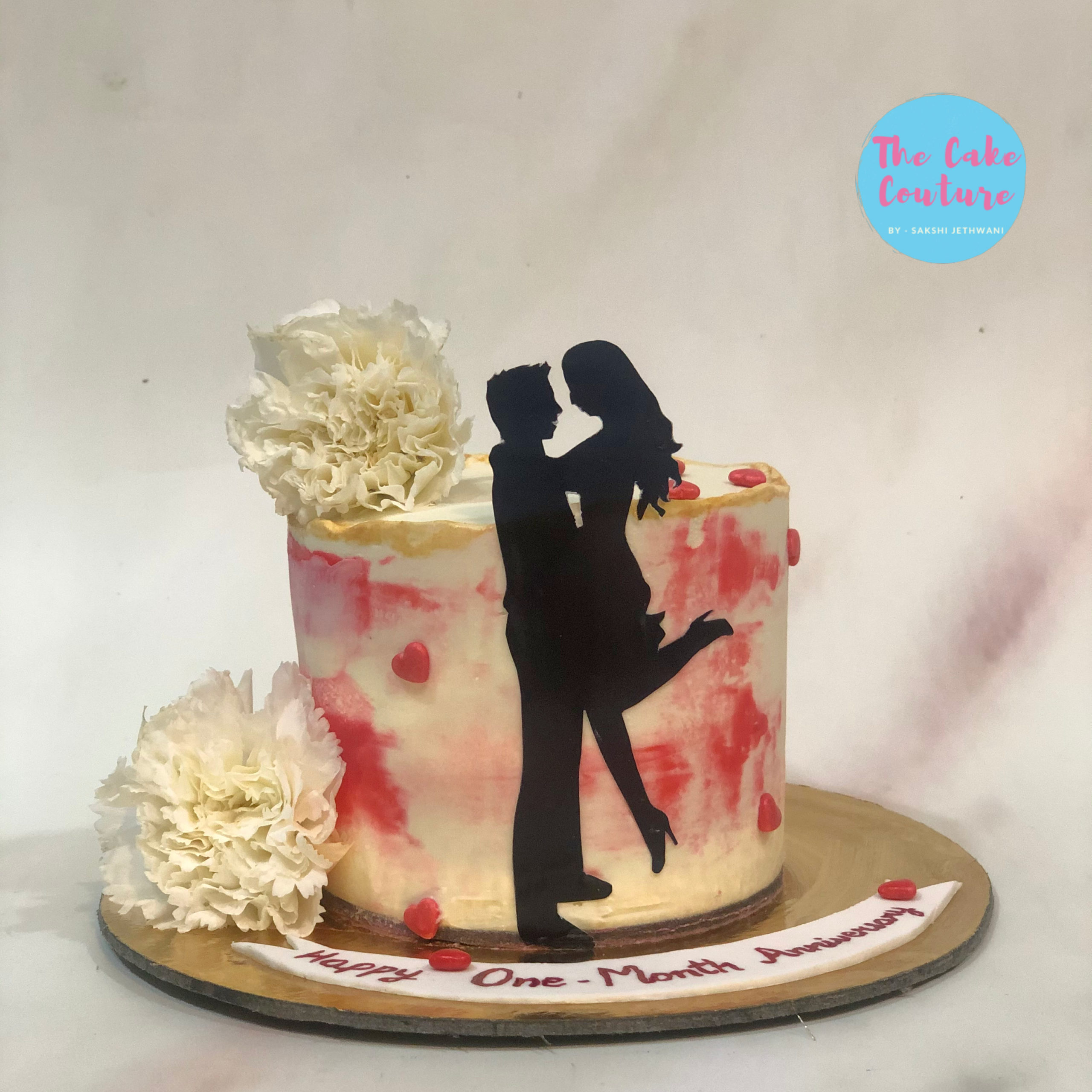 Couple Cake Designs, Images, Price Near Me