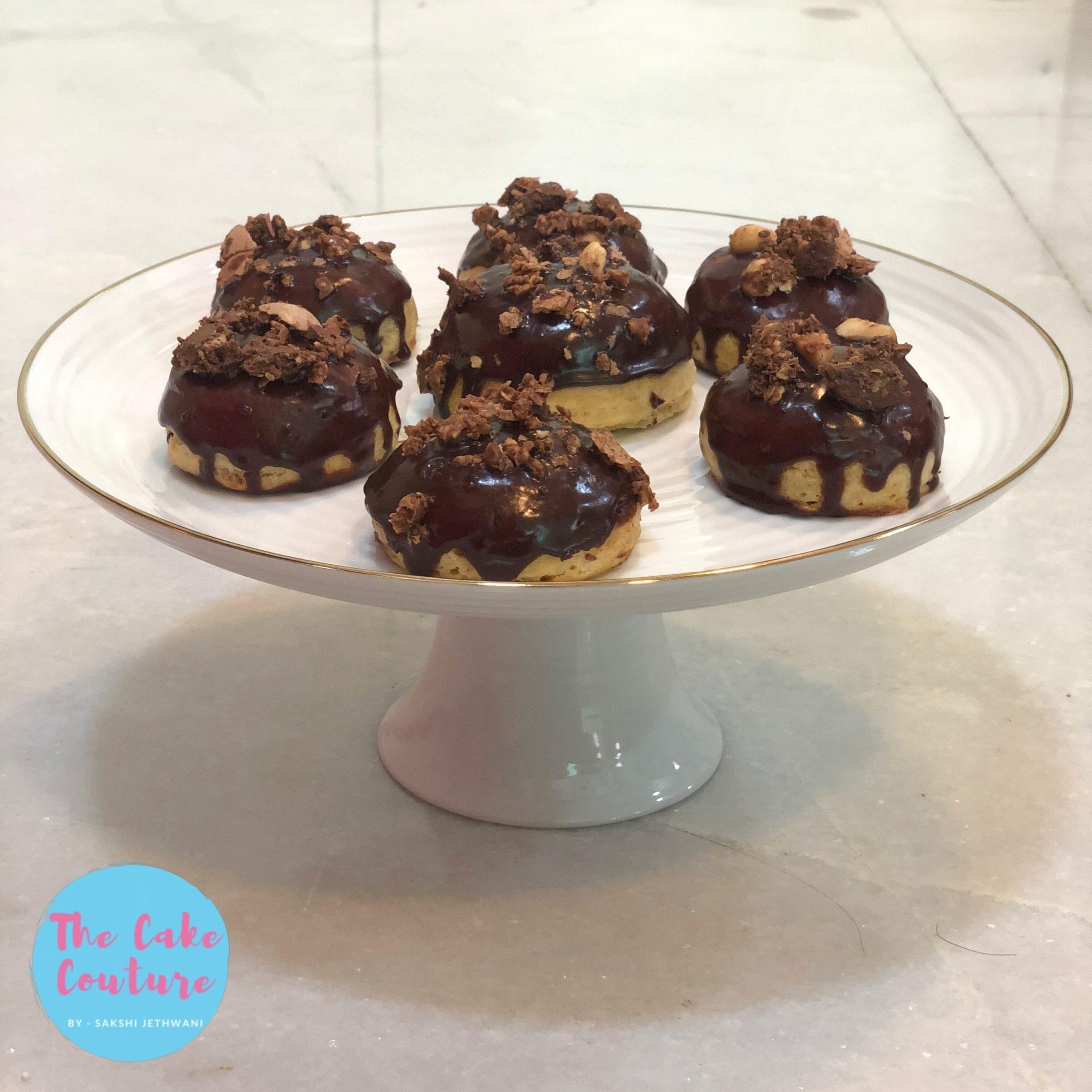 Ferrero Overload Donuts (Box of 8 pcs) Designs, Images, Price Near Me