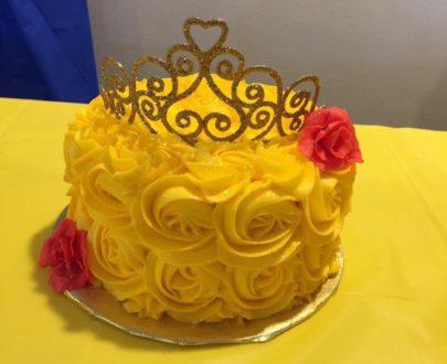 Princess Cake Designs, Images, Price Near Me
