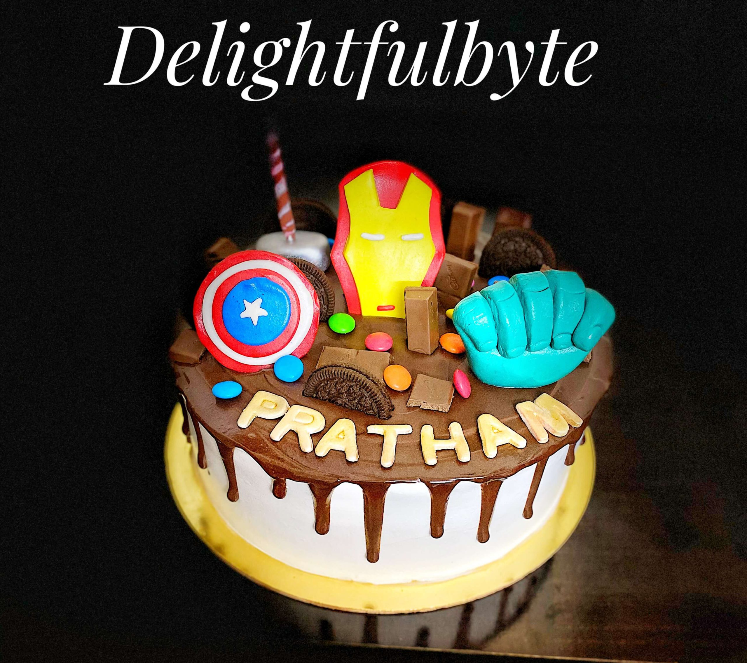 Avengers Theme Cake Designs, Images, Price Near Me