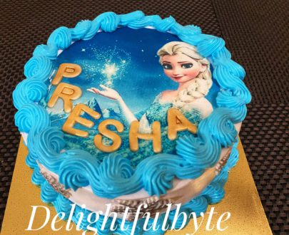 Frozen Theme Cake Designs, Images, Price Near Me