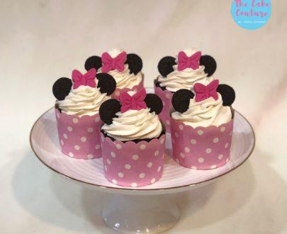 Minnie Theme Cupcakes (set of 6) Designs, Images, Price Near Me