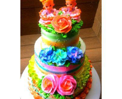 3 Tier Birthday Cake Designs, Images, Price Near Me
