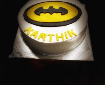 Superhero Batman Cake Designs, Images, Price Near Me