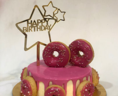 Doughnut Cake Designs, Images, Price Near Me