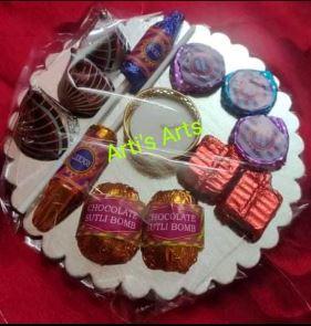 Diwali Cracker Chocolates(Pack of 12) Designs, Images, Price Near Me