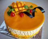 Seasonal Alphanso Mango Cake Designs, Images, Price Near Me