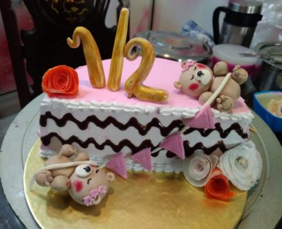Half Year Theme Cake Designs, Images, Price Near Me