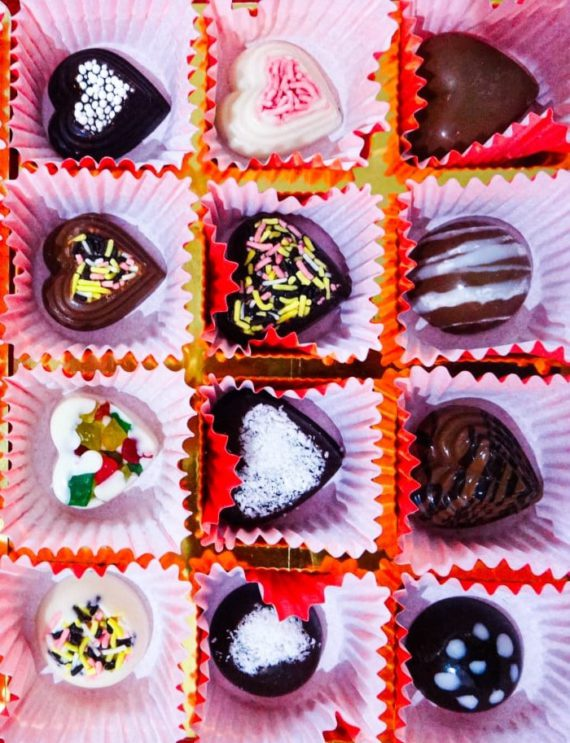Pack of 12 Chocolates Designs, Images, Price Near Me