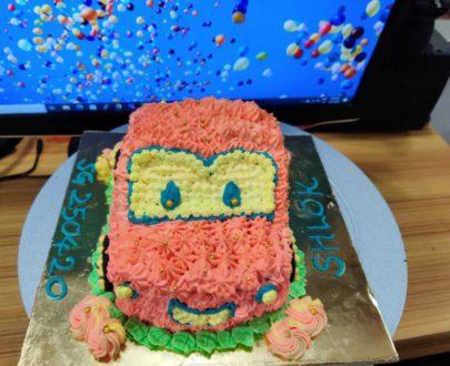 Car Theme Cake Designs, Images, Price Near Me